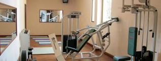 Example Of A Home Gym