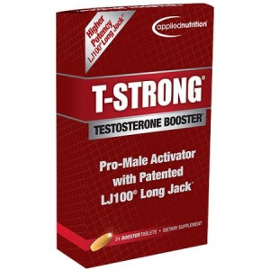 Applied Nutrition T-Strong Testosterone Booster