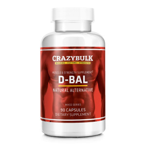 D-BAL Supplement Bottle