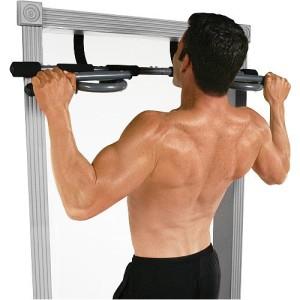 Iron Gym Pull-Up Bar