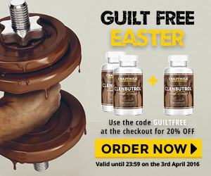 Guilt Free Easter Promotion