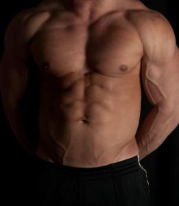 Muscular Bodybuilder Photo
