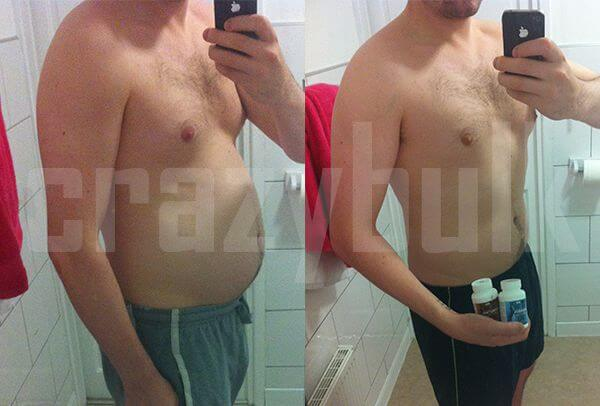 David R Cutting Stack Weight Loss Results