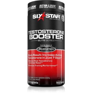 Six Star Testosterone Booster Elite Series